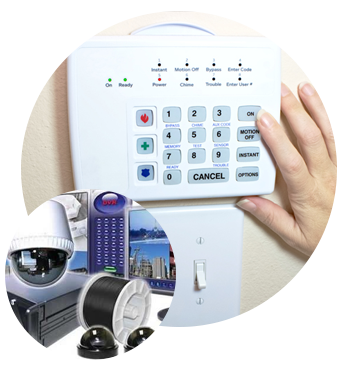 Keypad and Surveillance System